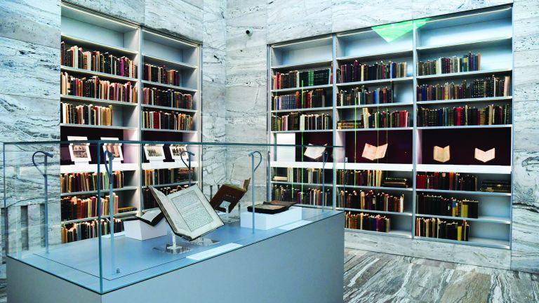 Photo of المكتبة الوطنية توقع مذكرتي تفاهم مع متحفين روسيين