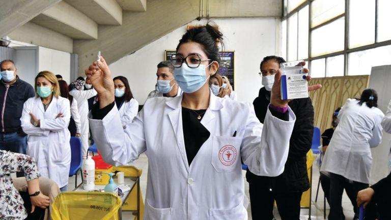 Photo of تونس تكثف التطعيم خلال عيد الأضحى