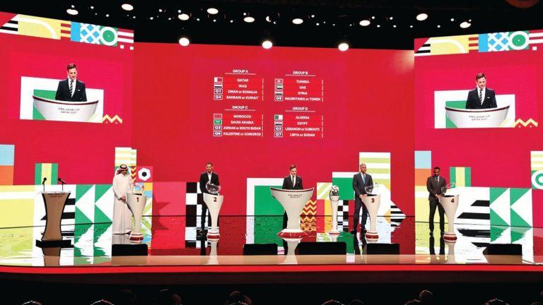 Photo of تصفيات كأس العرب بـ «خليفة» والسد