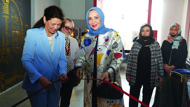 Photo of شراكة بين سيدات الأعمال القطريات والروسيات