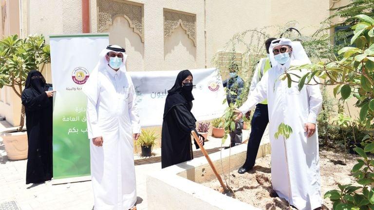 Photo of البلدية تدعو للمشاركة في مبادرة زراعة مليون شجرة