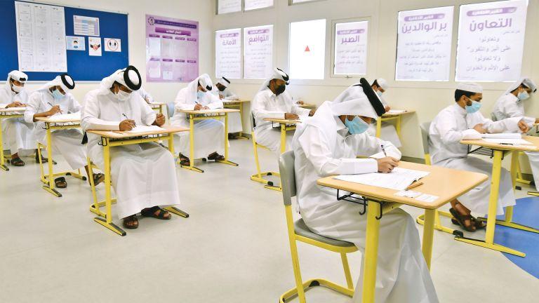 Photo of اللغة العربية تدخل البهجة على الطلاب