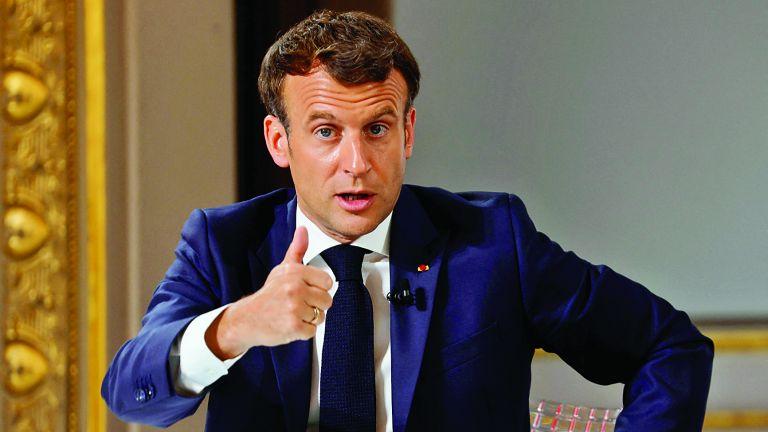 Photo of ماكرون: فرنسا تعمل لإنشاء آلية تمويل دولية للبنان