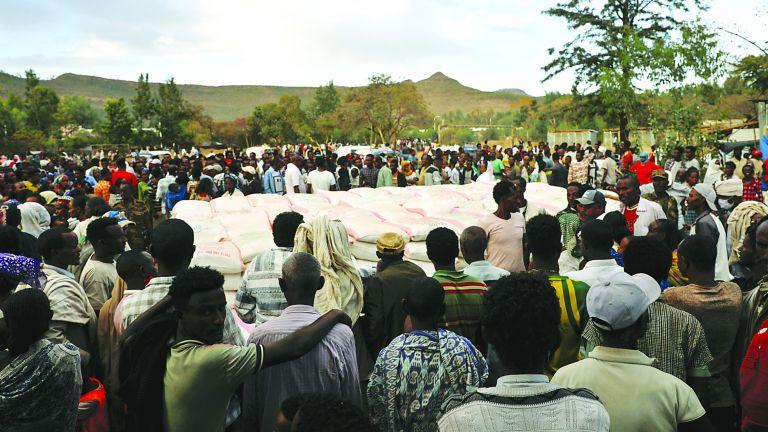 Photo of 33 ألف طفل مُهدّدون بالموت جوعًا في إقليم تيجراي