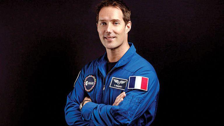 Photo of الفرنسي توما بيسكيه يخرج قريبًا للفضاء