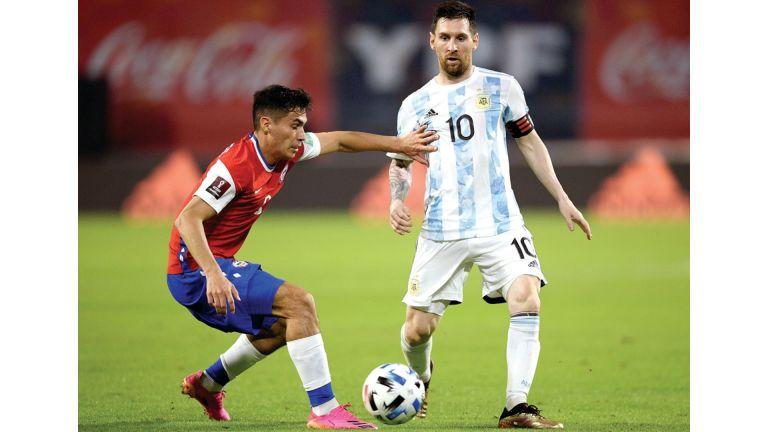 Photo of الأرجنتين تسعى لفك شفرة تشيلي
