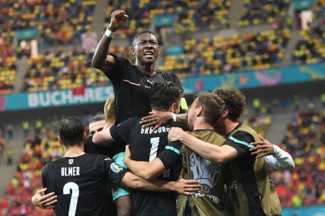 Photo of النمسا تفوز على مقدونيا الشمالية في أمم أوروبا يورو 2020