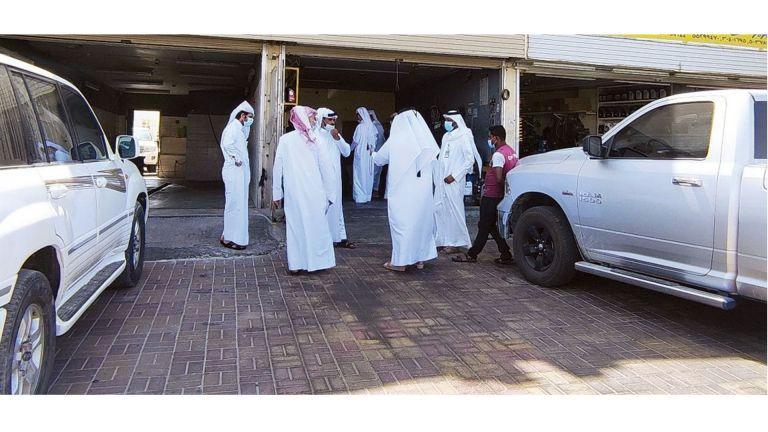 Photo of البلدية تنفّذ حملة مُشتركة على ورش إصلاح السيارات