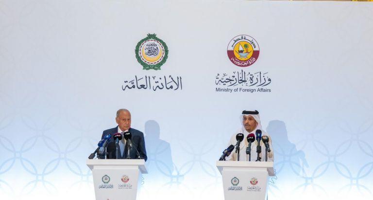 Photo of نائب رئيس مجلس الوزراء وزير الخارجية: هناك موقف عربي موحد حيال أزمة سد النهضة