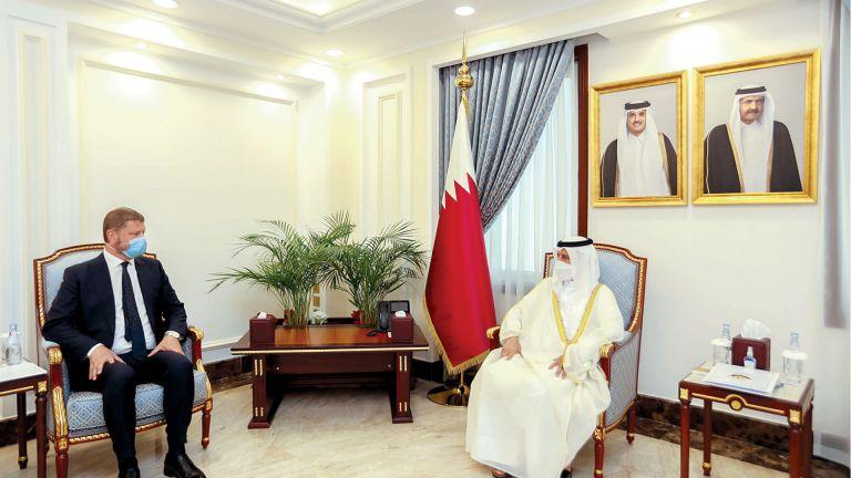 Photo of رئيس الشورى يجتمع مع رئيس الجمعية البرلمانية للبحر الأبيض المتوسط