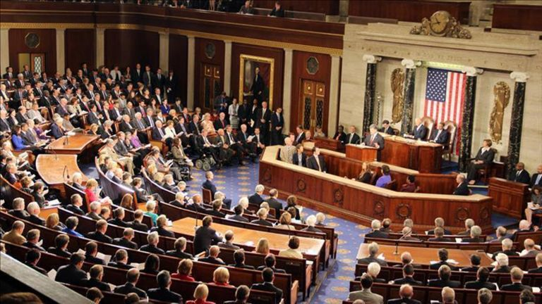 Photo of مجلس النواب الأمريكي يؤيد إلغاء قرار مهد لغزو العراق