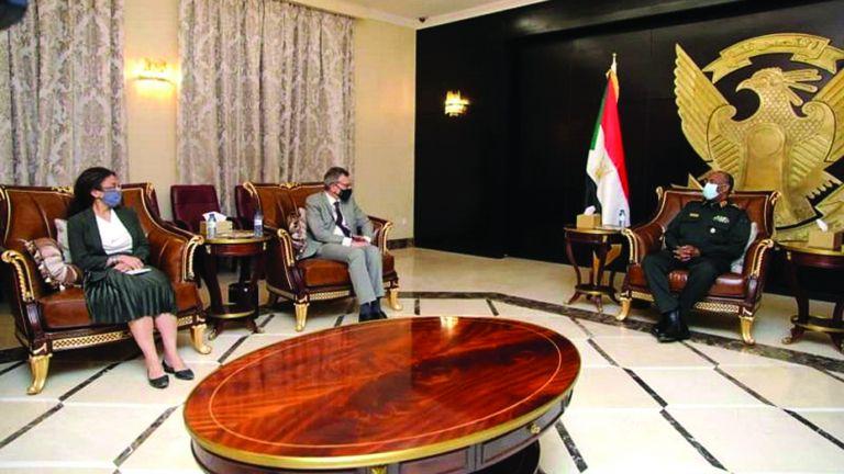 Photo of دعم أممي لجهود إحلال السلام الشامل بالسودان
