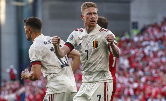 Photo of كأس أوروبا: بلجيكا تفوز على الدنمارك وتتأهل لدور الـ16