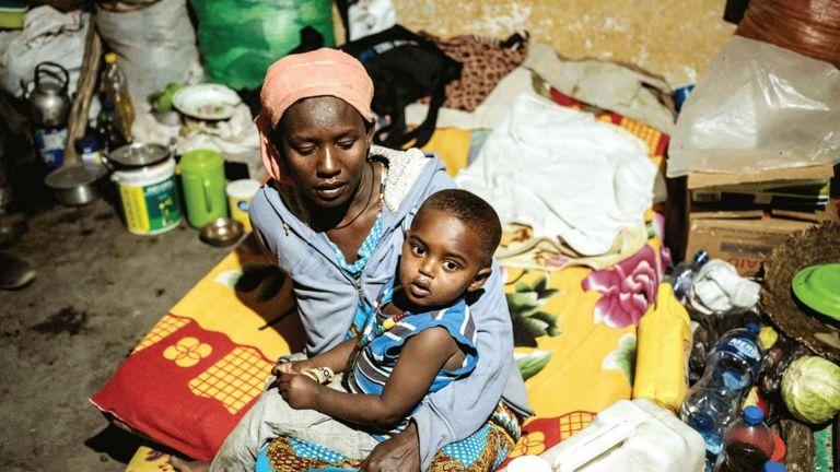 Photo of 41 مليون شخص يواجهون خطر المجاعة بالعالم