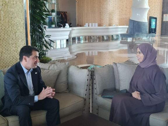 Photo of مساعد وزير الخارجية تجتمع مع مسؤولين من أذربيجان وأوكرانيا