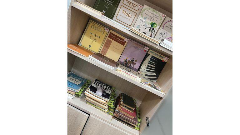 Photo of تدشين مكتبة «شؤون الموسيقى»