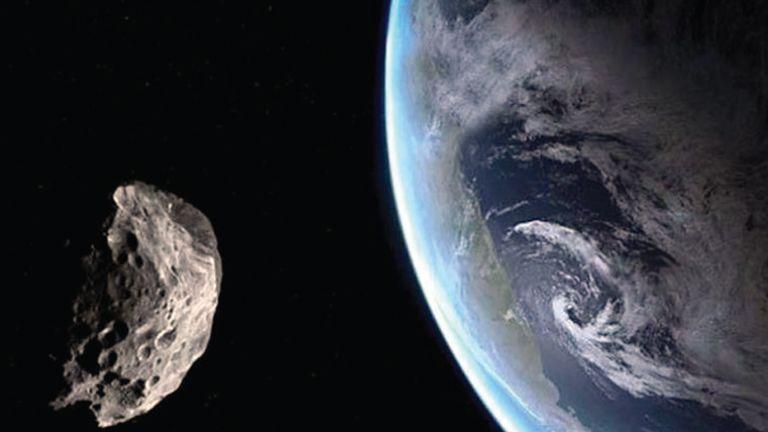 Photo of «ناسا» تعلن اقتراب كويكب ضخم من الأرض