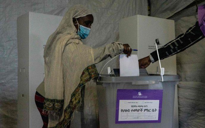 Photo of بدء التصويت في الانتخابات العامة بإثيوبيا