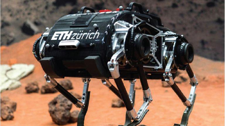 Photo of «سبيس بوك» أول روبوت بالطاقة يسير على المريخ
