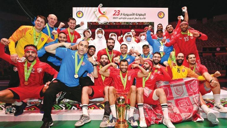 Photo of كأس آسيا في يد الدحيل