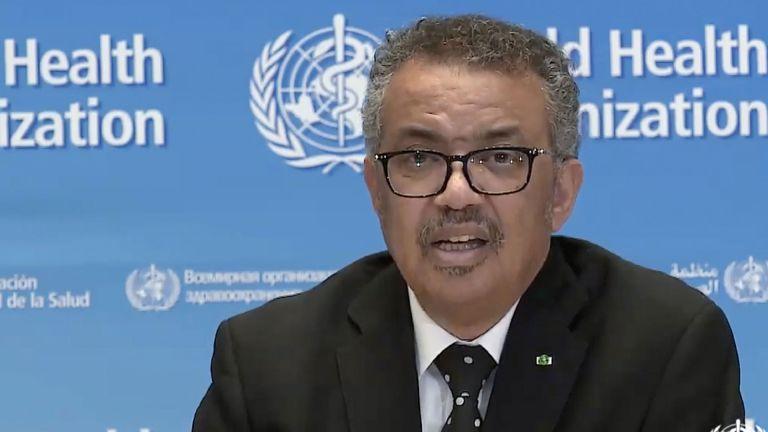 Photo of مدير منظمة الصحة العالمية يُشيد بقطر