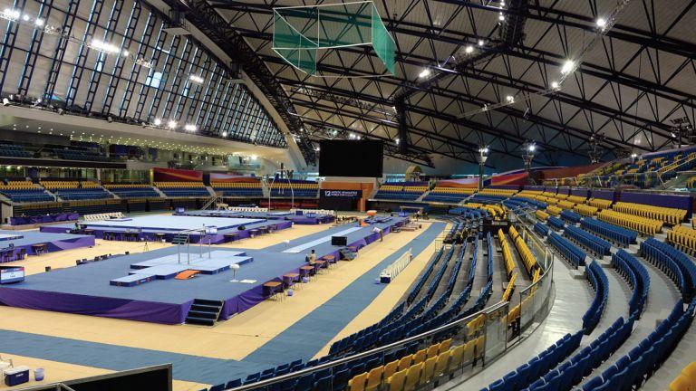 Photo of بطولة العالم للجمباز تنطلق تحت قبة أسباير