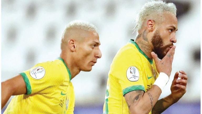 Photo of البرازيل تبحث عن فوز جديد في كوبا أمريكا