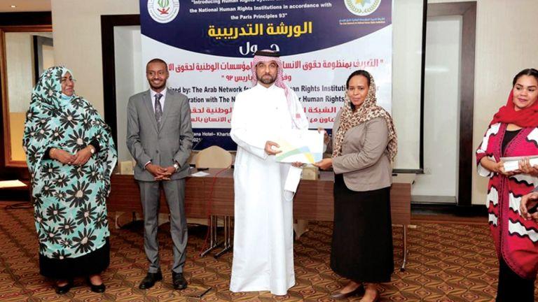Photo of سلطان الجمالي يؤكد على الشراكة مع السودان لتعزيز حقوق الإنسان