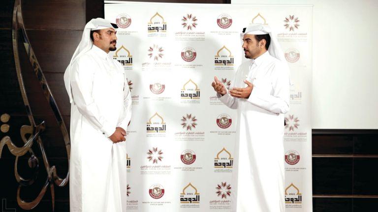 Photo of جولة الخطيب المرتجل في «مرقاة قطر»