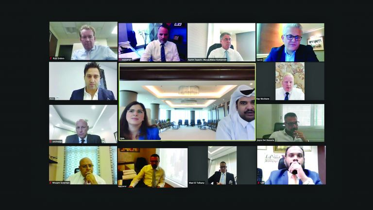 Photo of استعراض خطة عمل رابطة فنادق قطر للمرحلة المقبلة