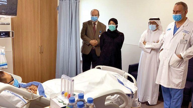 Photo of 12 عملية زراعة كبد وكلى ناجحة بحمد الطبية