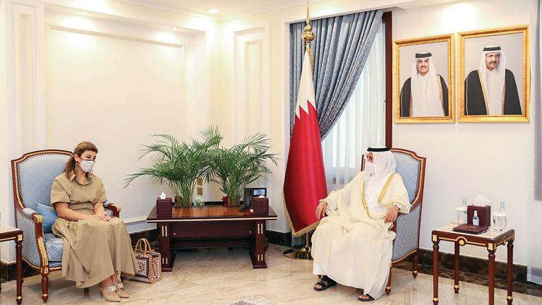 Photo of رئيس الشورى يجتمع مع مدير مكتب الأمم المتحدة لمكافحة الإرهاب