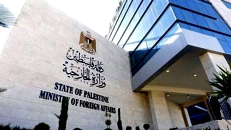 Photo of الخارجية الفلسطينية تستنكر صمت المجتمع الدولي على جرائم المستوطنين