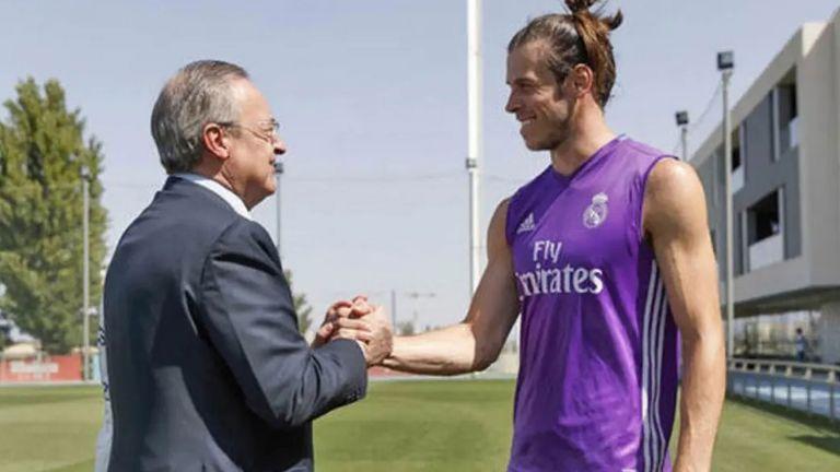Photo of رئيس ريال مدريد: بيل أحد أعظم اللاعبين في أوروبا