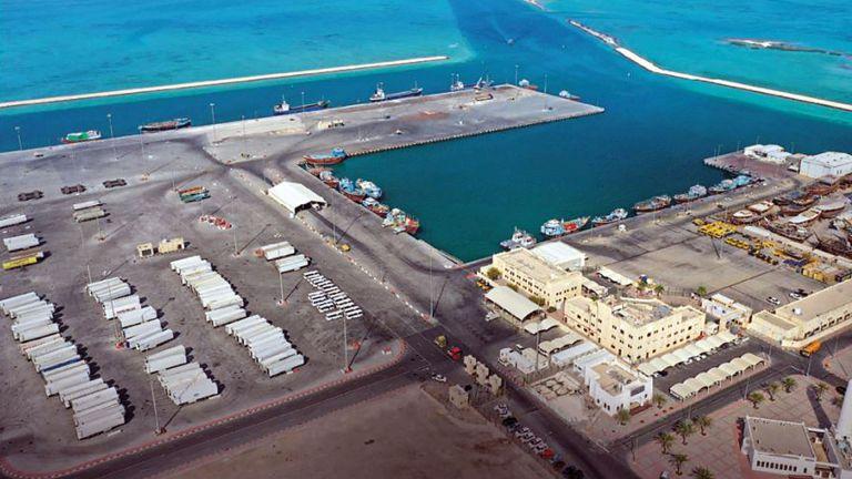 Photo of 37 % نمو أحجام الحاويات بميناء الرويس