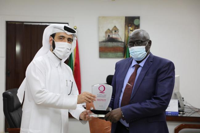 Photo of قطر الخيرية صرحإنساني يعمل لإسعاد البشرية