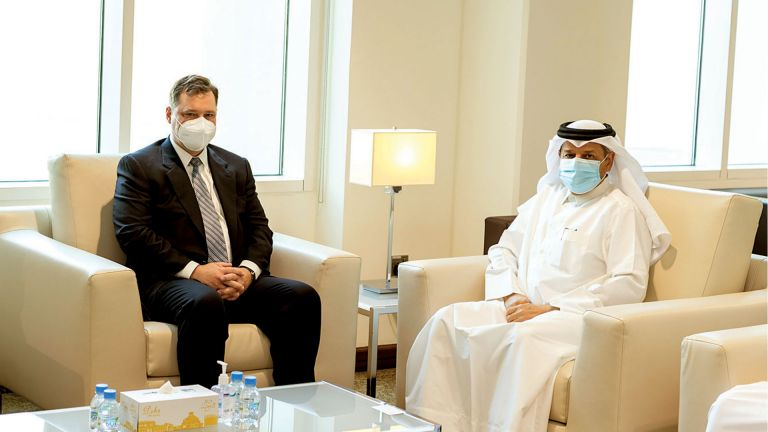 Photo of قطر وأمريكا تعززان جهود مكافحة الإرهاب
