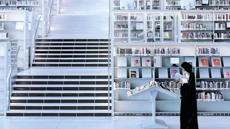 Photo of المكتبة الوطنية تحتفي بالبحث والتعلم