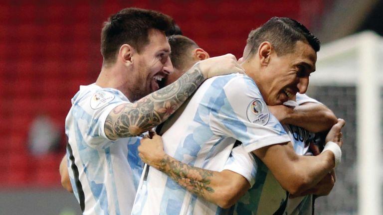Photo of الأرجنتين تتطلع لتأكيد الصدارة في كوبا أمريكا