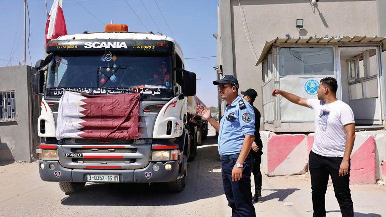 Photo of ترحيب أممي باستئناف إدخال الوقود إلى غزة بتمويل قطري