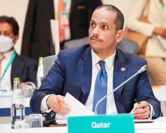 Photo of دولة قطر تؤكد دعمها الثابت للجهود الدولية للتوصل إلى حل سياسي للأزمة السورية