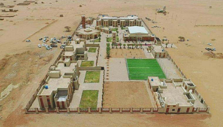 "Photo of قطر الخيرية تفتتح مدينة ""طيبة"" التعليمية للأيتام بالسودان"