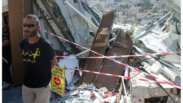 Photo of الاحتلال يهدم قرية العراقيب للمرة ال 190