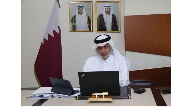 """Photo of قطر تشارك في اجتماع مكتب الجمعية الدولية للضمان الاجتماعي """"الإيسا"""""""