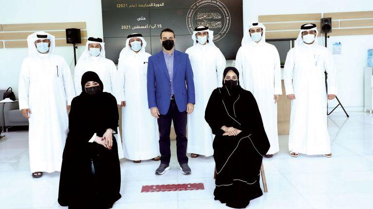 Photo of رفع كفاءة قيادات كهرماء في التعامل مع الإعلام