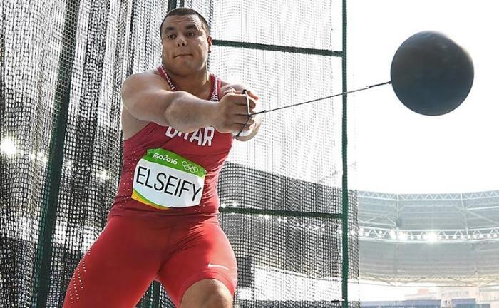 Photo of تأهل بطل رمي المطرقة القطري أشرف أمجد الصيفي لأولمبياد طوكيو 2020