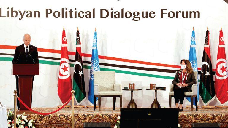 Photo of دعوات للتوافق الليبي.. والمشري يتهم أطرافًا بالتعنت