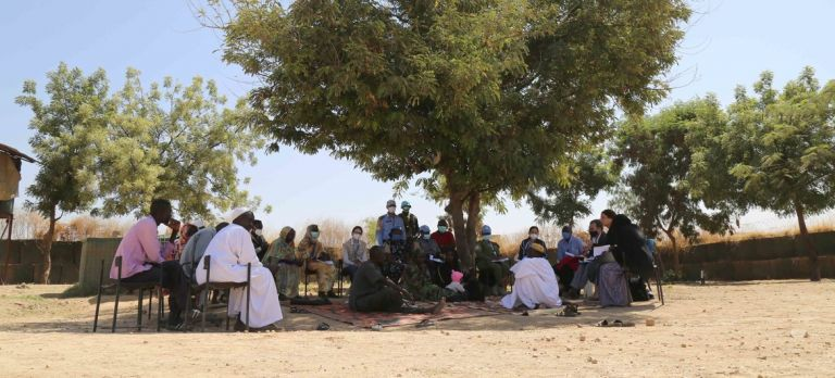 "Photo of السودان والأمم المتحدة يوقعان اتفاقية بشأن وضع بعثة ""يونيتامس"""