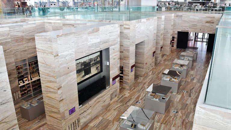 Photo of صيانة الوثائق التراثية في «المكتبة الوطنية»