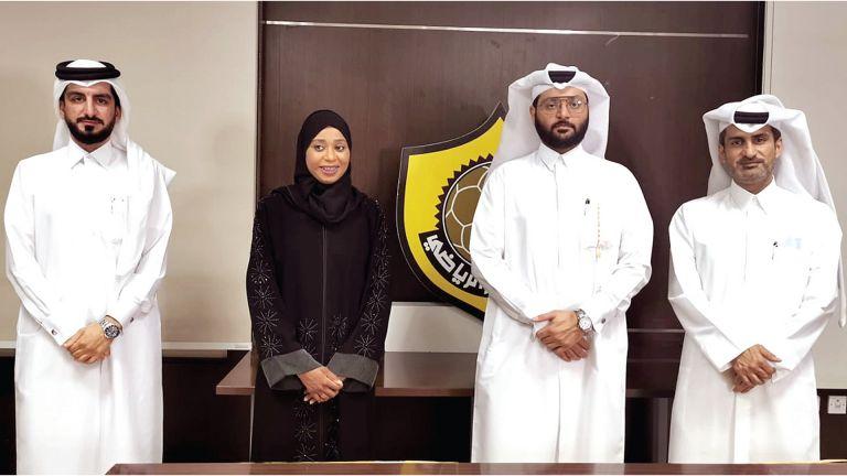 Photo of نادي قطر يشجع المواهب الابتكارية لدى الشباب